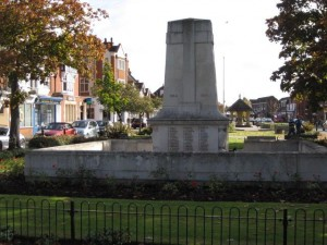 WAR MEMORIAL, CRANLEIGH, SURREY